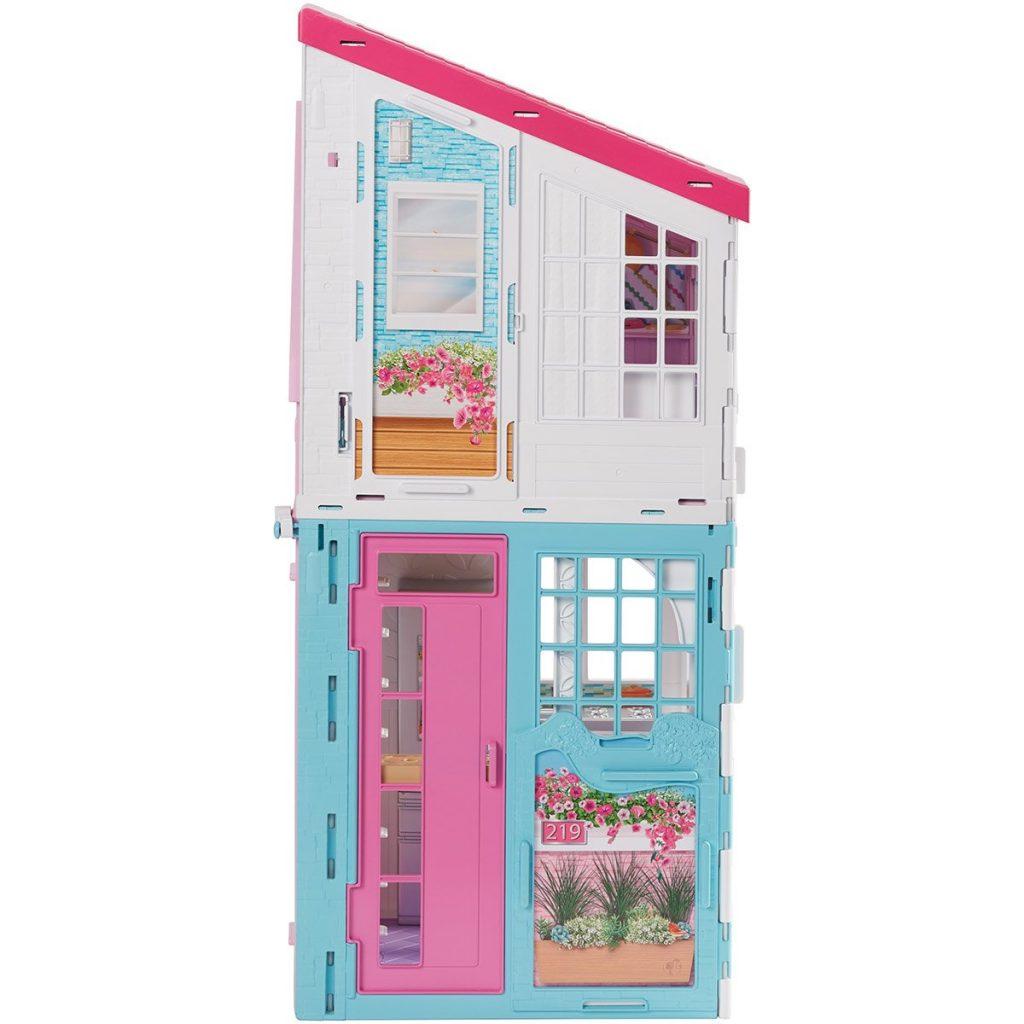 Maison de Barbie Malibu - entièrement fermée