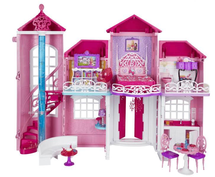 La nouvelle maison - Barbie - Maison de poupée