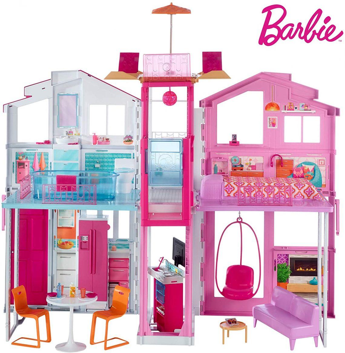 Maison de Barbie de luxe