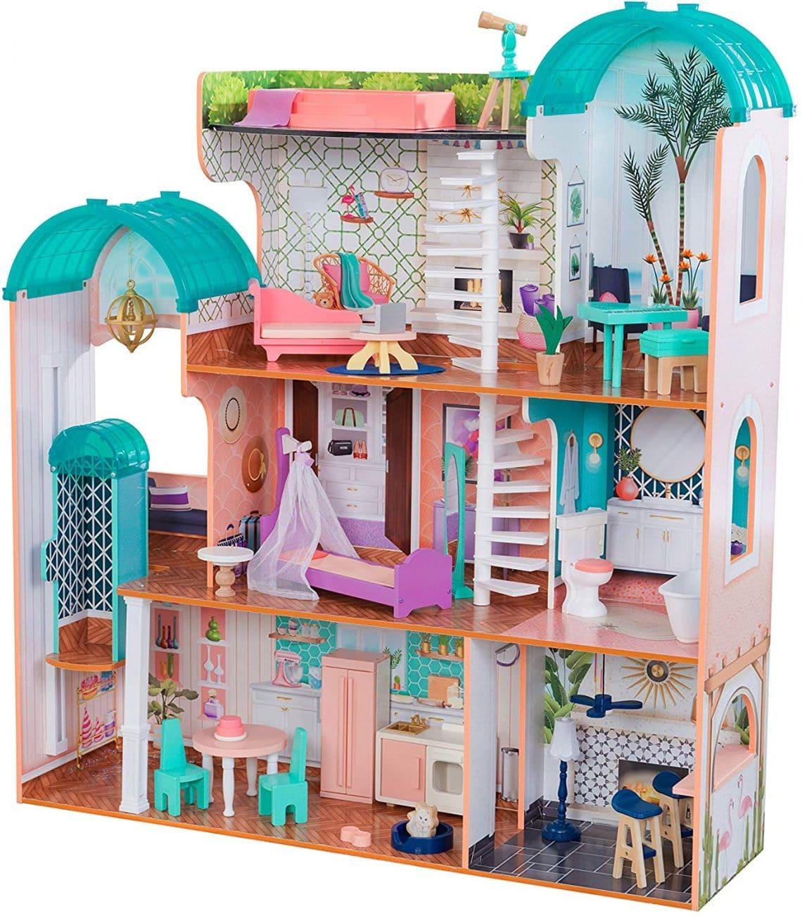 Maison de poupée - modèle CAMILA - marque KIDKRAFT