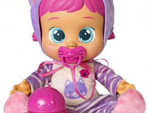 Poupée Cry Babies - Modèle Katie