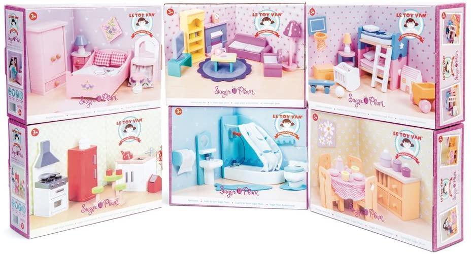 Meubles - accessoires en option pour maison de poupée en bois Le Toy Van