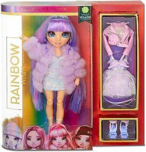 Violet Willow - Poupée Rainbow High