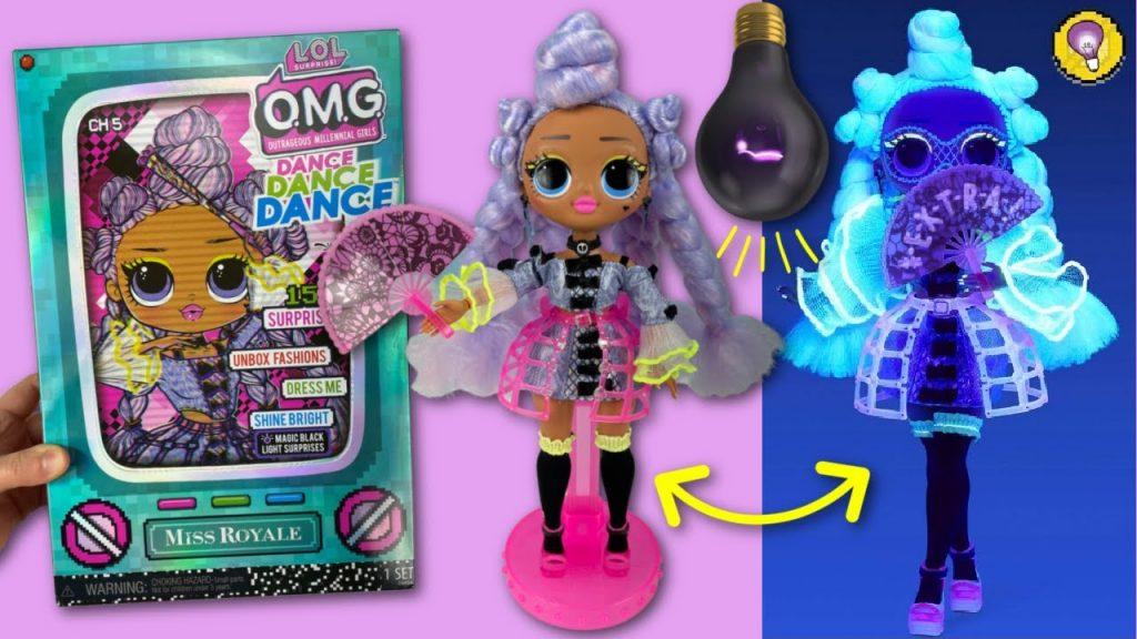 Pack Miss Royale - LOL OMG Surprise Dance Dance Dance