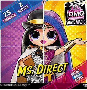 Poupée LOL OMG Movie Magic : Miss Direct !